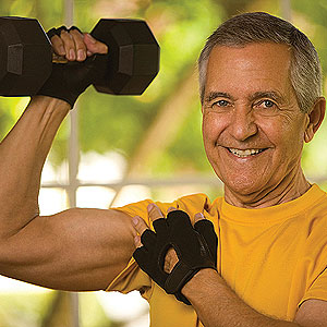Older Man Muscles