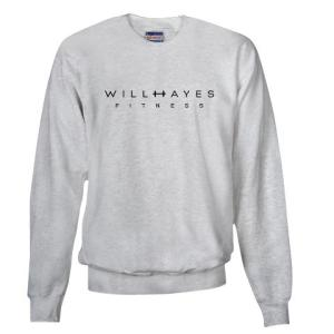 Will Hayes Fitness Sweatshirt