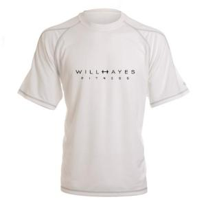 Will Hayes Fitness Performance Dry T-Shirt