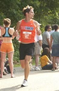 Coaching for Team Challenge at the Boston Half Marathon